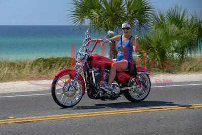 2016 Fall Rally Panama City Florida Motorcycle Photos