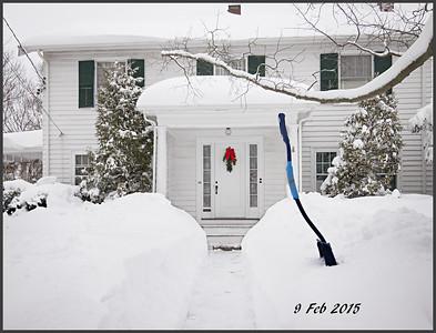 Brockton Snow Storm