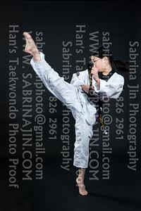 2017 Han's Taekwondo Photo Proof
