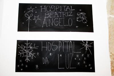 Jantar de Natal Hospital da Luz