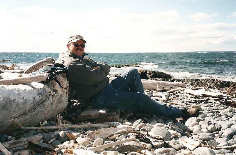 2002 - Doug on Isle au Haut in Maine.jpg