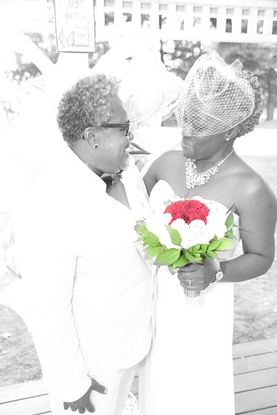 Whitted Wedding Day