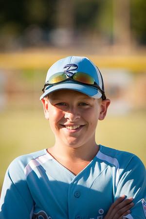 2012 Riverview Baseball Allstars