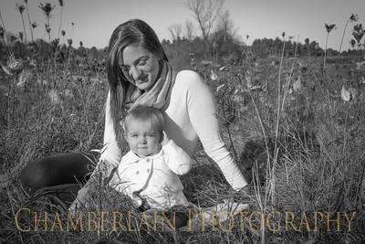 Kylee & Ava Family Photos
