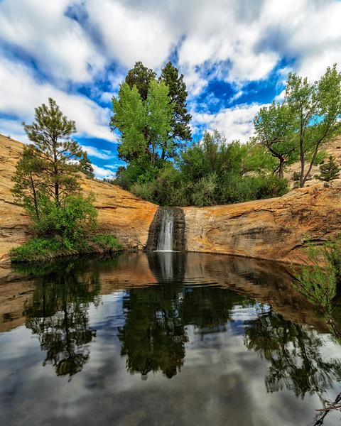 Upper Calf Creek Pool