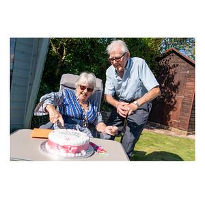 Nans 80th Birthday