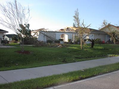 Hurricane Charlie Fla.-8-04
