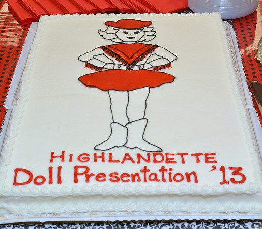 2013: Dette Doll Presentation Party - Sept. 12