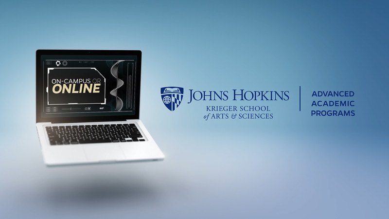 Johns Hopkins: Krieger School of Arts and Sciences Services Provided:  3D Rendering, Motion Graphics, Editing
