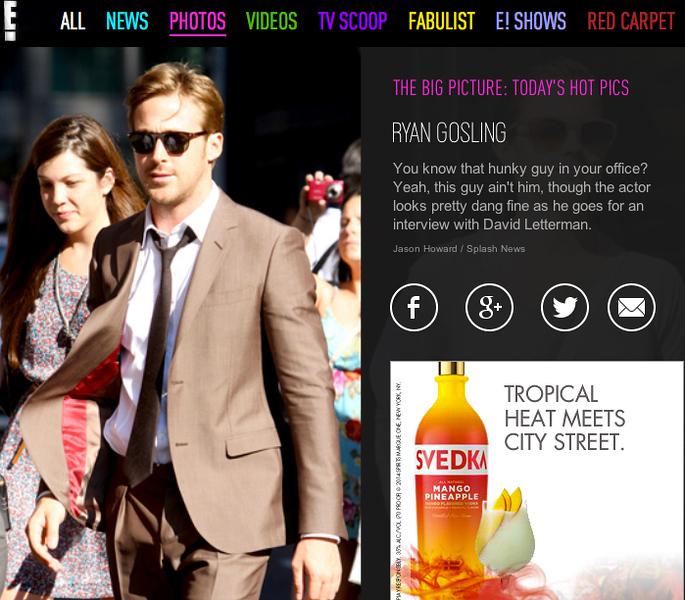 E! Online July 2011