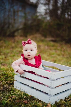Lynlee {6 months}