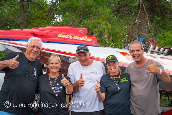 Rideau Ferry Yacht Club Regatta