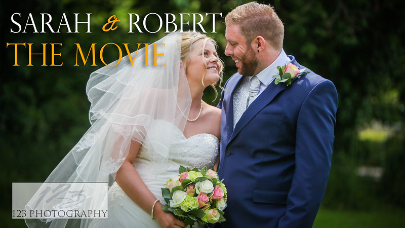 Sarah and Robert's wedding slideshow Mercure Leeds Parkway