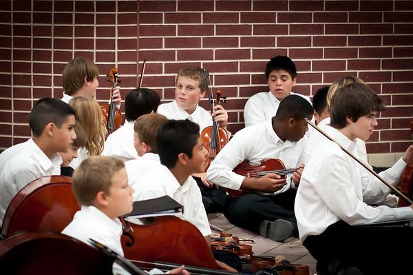Erik's Fall Concert