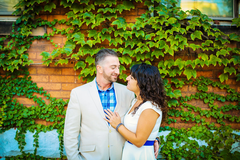 Katy  & Durant Engagement Session