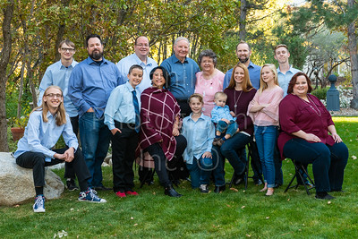 Lund Family Group Portrait