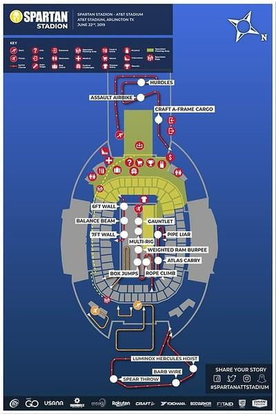 AT&T Stadium 2019