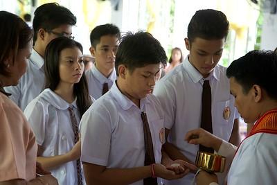 School Opening Mass 2015