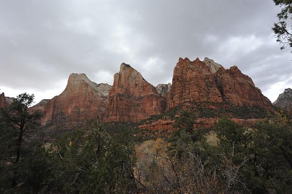 Zion Main (North) Canyon