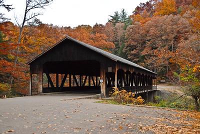 Covered Bridge @ Mochican St. Park