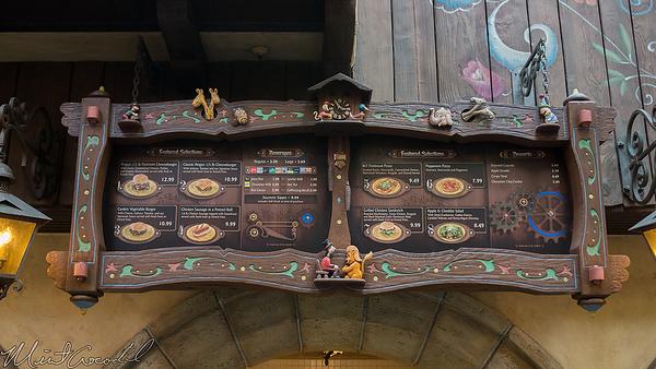 Disneyland Resort, Disneyland, Fantasyland, Pinocchio Village Haus, Pinocchio, Village Haus, Village, Haus
