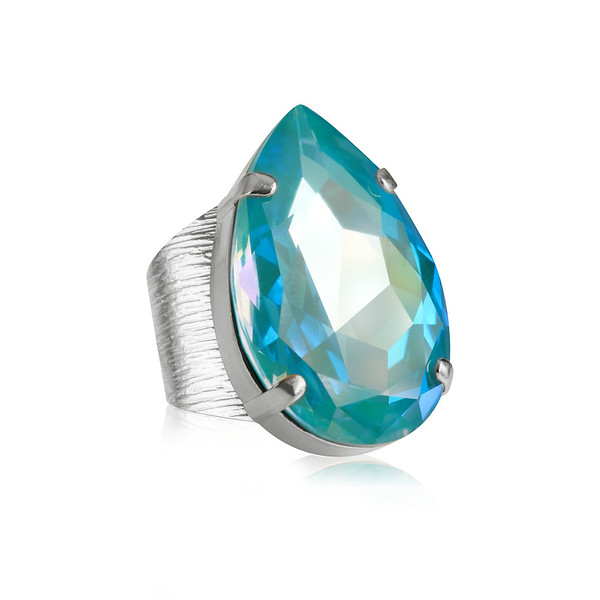 Perfect Drop Ring : Laguna Delite Rhodium.jpg