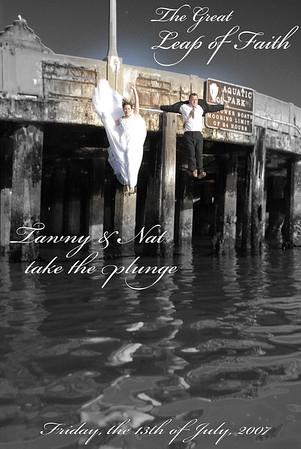Tawny and Nat's Leap of Faith