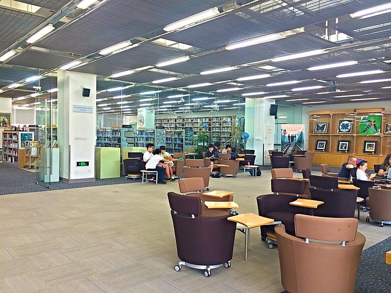 "Concordia International School Shanghai's version of Lutheran West's ""IMC""."