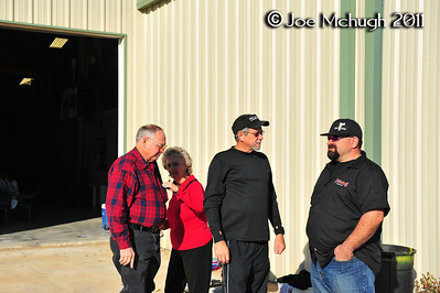 2nd Annual Team O Motorsports Christmas Party 2011
