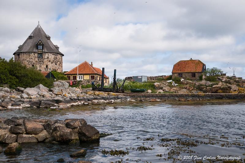 Lilletårn og smedjen / Lilletårn and the forge
