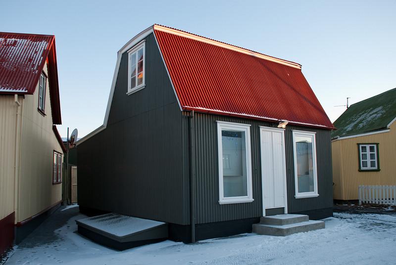 Sjónarhóll - Garðbær - Kirkjustræti 6 - Eyrargata 46