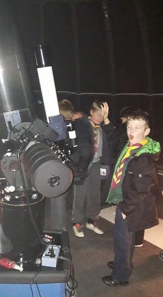 CUB: Observatory Visit