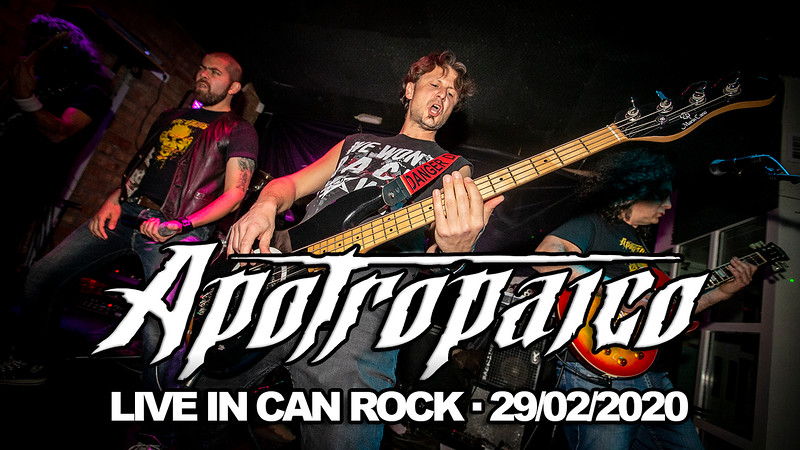 APOTROPAICO · CAN ROCK · 29/02/2020