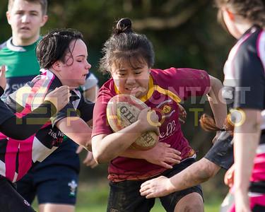 Gowerton Girls u15 v Llanelli Wanderers