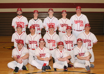 Spring Sports Team Pictures