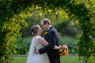 Ben and Katie's Wedding 6-18