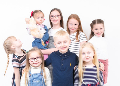 The 8 grandchildren