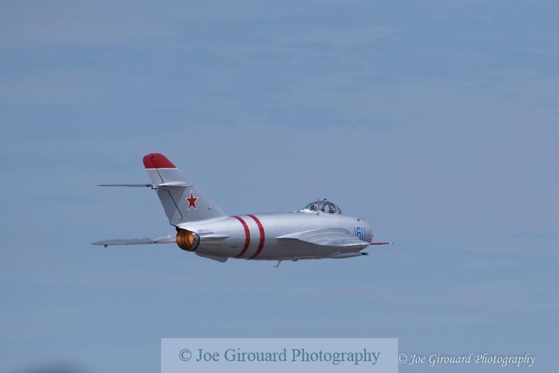 MiG-17 Demo