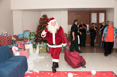 2017 Polk County Christmas with Santa