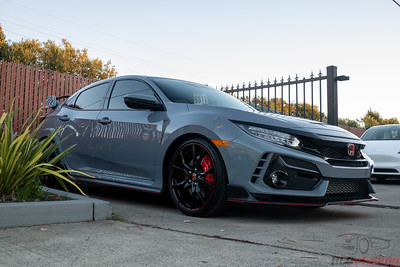2021 Civic Type R - Front End PPF