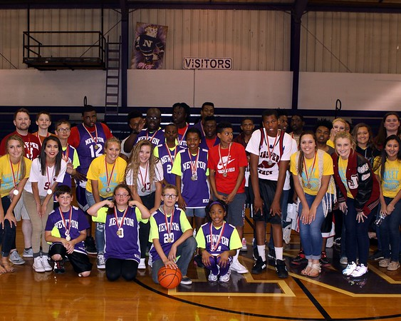 Special Olympics Newton Invitational