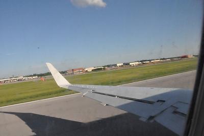 Flight and California