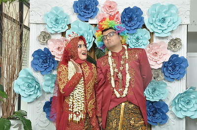 171008 | The Wedding Muchlis & Shinta
