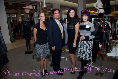Women Leaders Forum at Saks Fashion Night 9/26/13