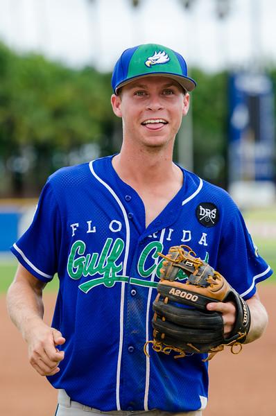 FGCU Fall Baseball Blue Green World Series