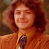 1974 Wichita East High Senior Picture... the details are a little blurry...