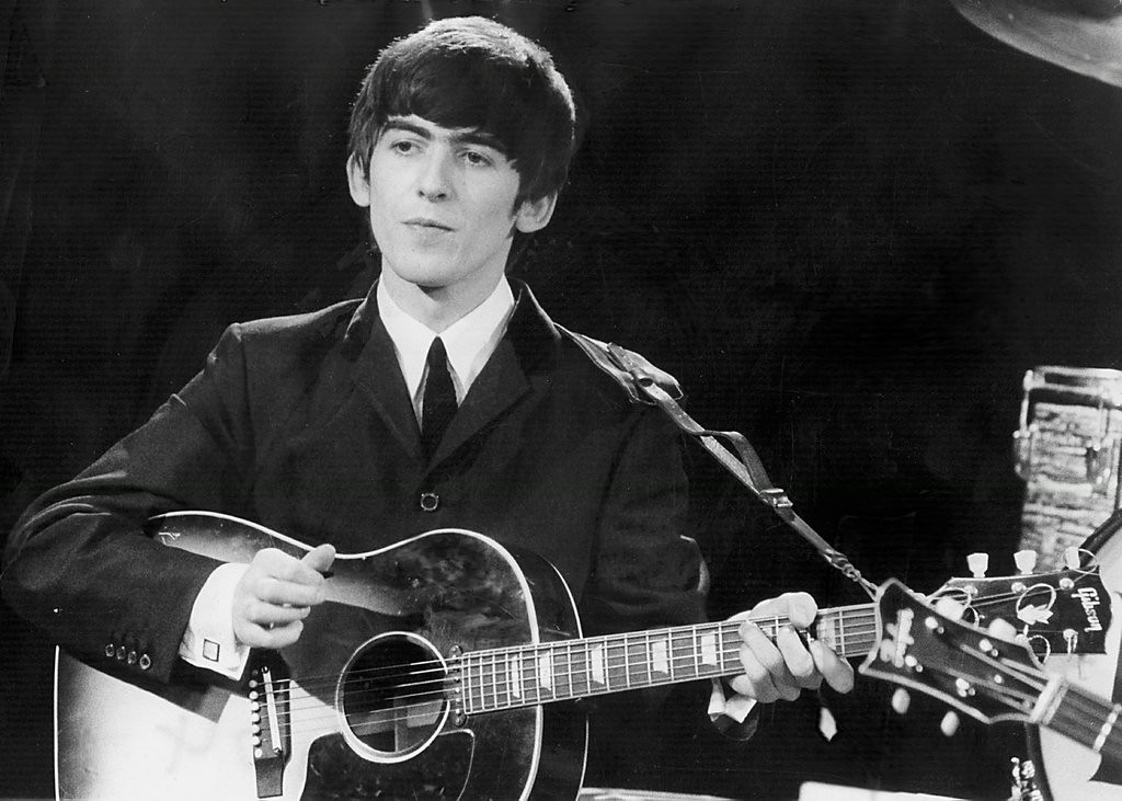 ". <p><b> Fans of the late George Harrison were shocked and saddened to learn that a memorial tree planted in his honor had been killed by � </b> </p><p> A. Beetles </p><p> B. Beatles </p><p> C. Aaron Hernandez </p><p><b><a href=""http://www.nbcnews.com/news/us-news/george-harrison-memorial-tree-overrun-killed-beetles-n161876\"" target=\""_blank\"">LINK</a></b> </p><p>   (Getty Images file photo)</p>"