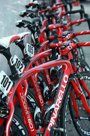 Amgen Tour of California Professional Cycling Race