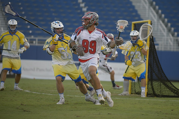 2014 Florida Launch vs Boston Cannons