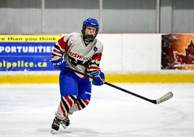 Rush Hockey-Cornell